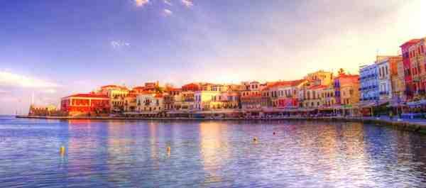 Comment aller dans les Cyclades?