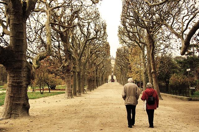 Les relations entre seniors