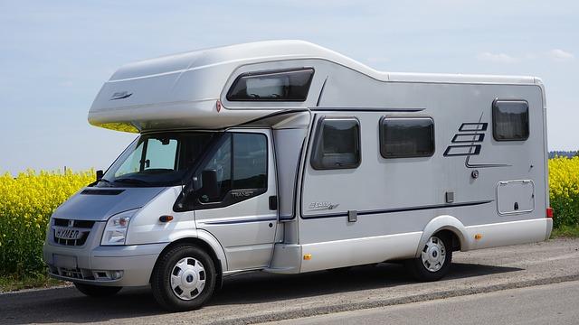 Checklist pour votre voyage en camping car