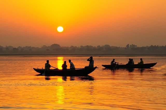 vacance spirituell en inde